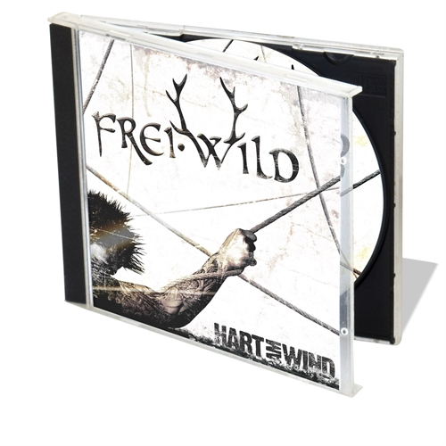 Frei.Wild - Hart am Wind, Jewelcase