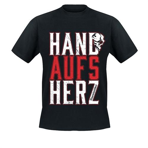 Unantastbar - Hand aufs Herz, T-Shirt
