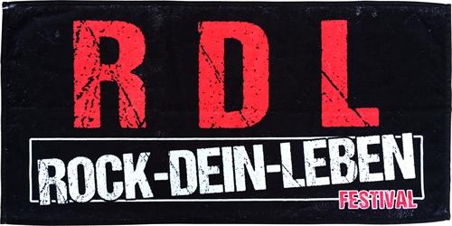 ROCK-DEIN-LEBEN - R-D-L, Handtuch