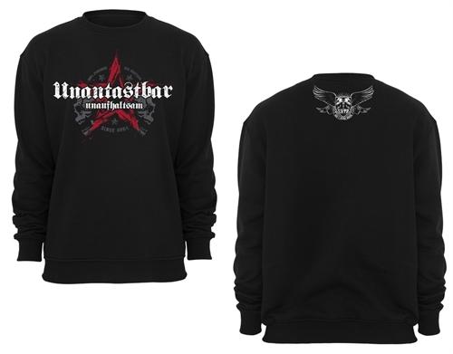 Unantastbar - Red Star, Sweater