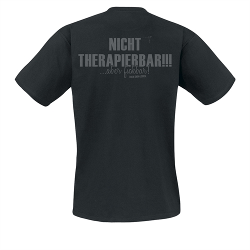City of Rock - Nicht therapierbar, T-Shirt