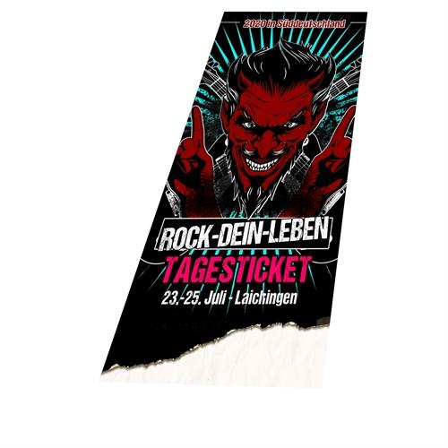 ROCK-DEIN-LEBEN 2020 - Samstag Tagesticket