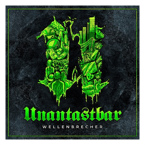 Unantastbar - Wellenbrecher, CD
