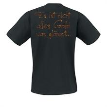 Grenzen Los - Es ist nicht alles Gold, T-Shirt