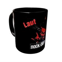 ROCK-DEIN-LEBEN, Kaffeebecher