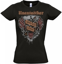 Unantastbar - ROCKT-DEIN-LEBEN, Girl-Shirt
