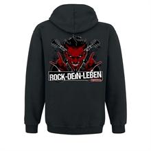 ROCK-DEIN-LEBEN - Logo, Zipper