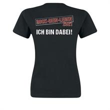 ROCK-DEIN-LEBEN - 2021 noch viel lauter, Girl-Shirt