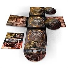 Unantastbar - 10 Jahre Rebellion-Live, 2CD+DVD